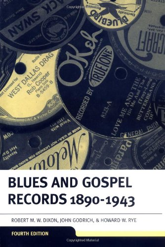 Search : Blues and Gospel Records: 1890-1943