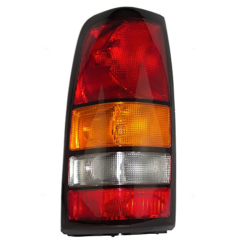 Drivers Taillight Tail Lamp Replacement for GMC Pickup Truck 19169021