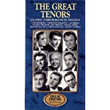 Great Tenors of the Golden Age in Opera & Songs