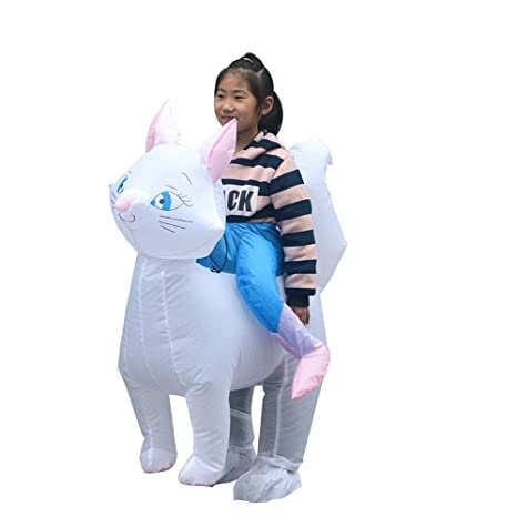 LULUVicky-Toys Traje Inflable Disfraz Inflable de Dibujos ...