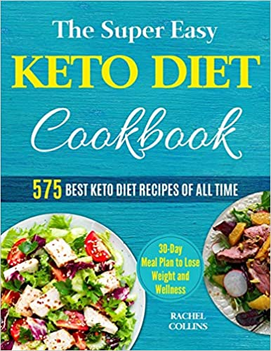 best cookbook overall for keto food diet