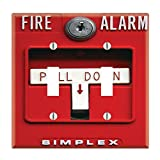 Dual Toggle Wall Switch Cover Plate Decor Wallplate - Fire Alarm