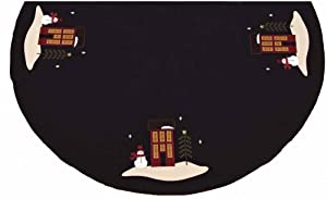 Home Collections by Raghu Evergreen Christmas Tree Skirt, 45""