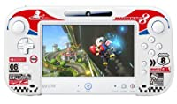 Silicon Cover Collection for Wii U GamePad Mario Kart 8 Type-A