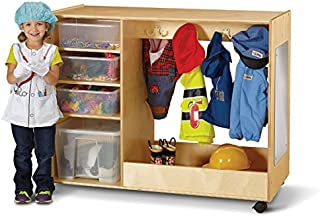 product image for Jonti-Craft 0926JC Dress-Up Center with Bins