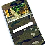 Military Green Leader Book Cover, Army Tactical