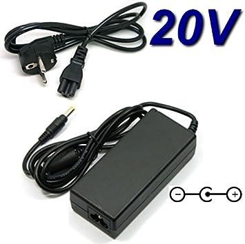 Top cargador® Adaptador alimentación cargador 20 V para ...