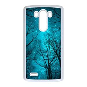 LG G3 Cell Phone Case White Stars Can't Shine Without Darkness KYS1118220KSL