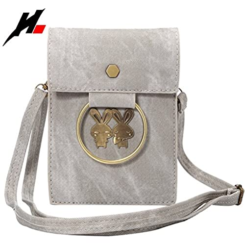 Girl's Mini Cell Phone Cross-body Bag,Mobile Phone Case with Detachable Shoulder Strap for iphone 6S/ 6Plus,Samsung Galaxy S7 and Other Mobile Phone Sales