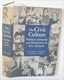 Civic Culture, Gabriel Abraham Almond and Sidney Verba, 0691075034