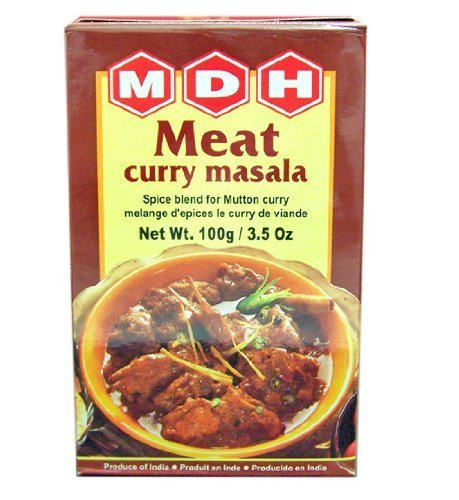 MDH Meat Curry Masala(3.5oz.,100g) by MDH
