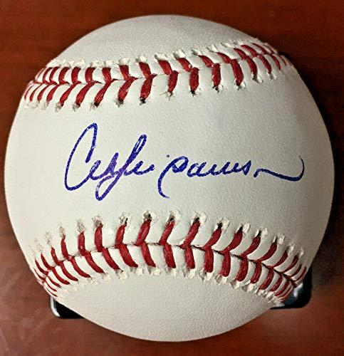 Andre Dawson Autographed Signed RoMLB Baseball Autographed Signed Cubs Legend Coa JSA COA Cert - Authentic Memorabilia ()