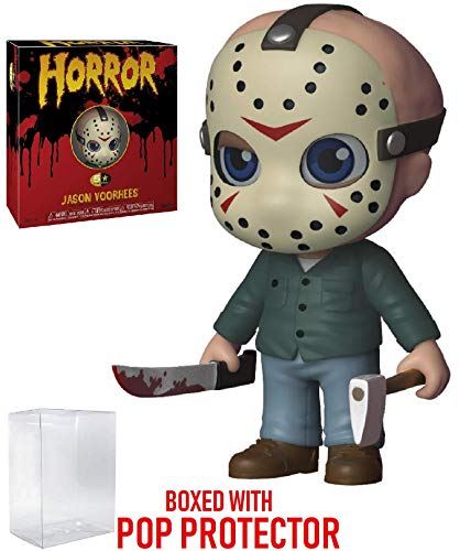 Funko 5 Star Horror: Friday The 13th - Jason Voorhees Action Figure (Includes Pop Box Protector Case) ()