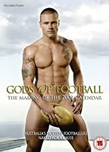 Gods Of Football [DVD] [2009] [Reino Unido]