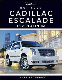 Buy Cadillac Escalade Esv Platinum Vroom Hot Suvs Book Online At