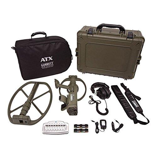 (Garrett Metal Detectors ATX Deepseeker Package)