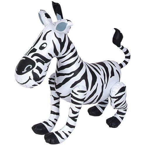 Rhode Island Novelty Inflatable Zebra -