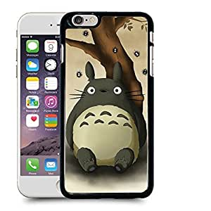 """Case88 Designs My Neighbor Totoro 0665 Protective Snap-on Hard Back Case Cover for Apple iPhone 6 Plus 5.5"""""""