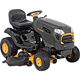 Poulan Pro 960420198 48″ 22HP Briggs and Stratton Automatic Gas Front-Engine Riding Mower
