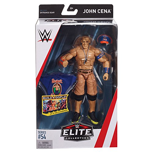WWE Elite Collection Series # 54 John Cena Action Figure by WWE
