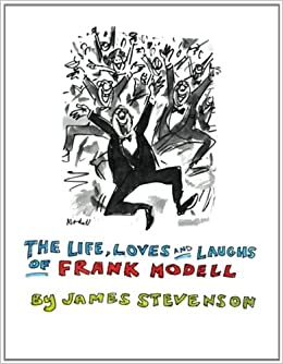 Book The Life, Loves and Laughs of Frank Modell