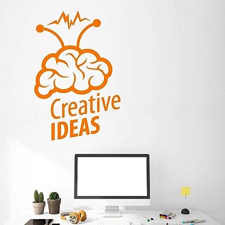 BailongXiao Logotipo Creativo Etiqueta de la Pared decoración ...