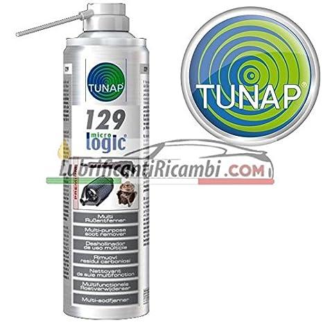 Tunap 129 – Aditivo Valve Cleaner, limpiador de válvulas EGR, elimina