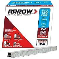 Arrow Fastener 506IP Genuine T50 3/8-Inch Staples, 5,000-Count - 1