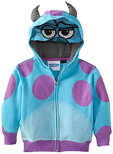 monster inc hoodie children - 1