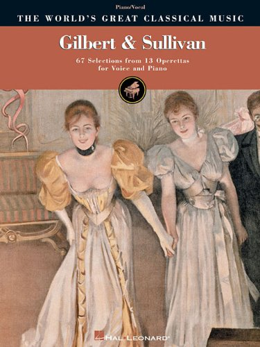 Gilbert & Sullivan (World's Greatest Classical Music)