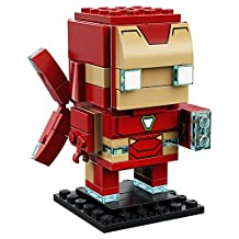 Lego® BrickHeadz Iron Man MK50 41604 Construction Character