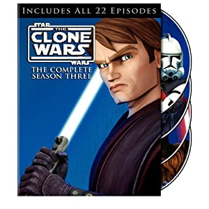 Clone Wars Season 3 [DVD]