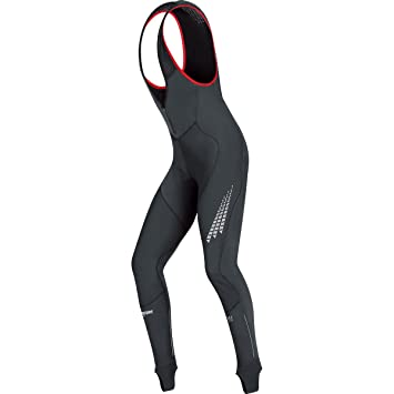 Gore BIKE WEAR Xenon 2.0 Windstopper Soft Shell Culote con Tirantes, Hombre, Negro, XL: Amazon.es: Deportes y aire libre