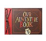 Scrapbook Photo Album,Our Adventure Book