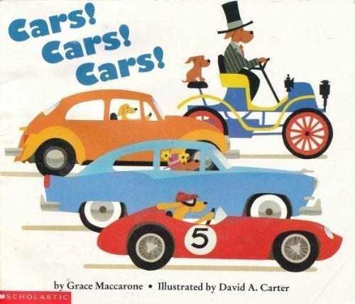 Download Cars! Cars! Cars! ebook