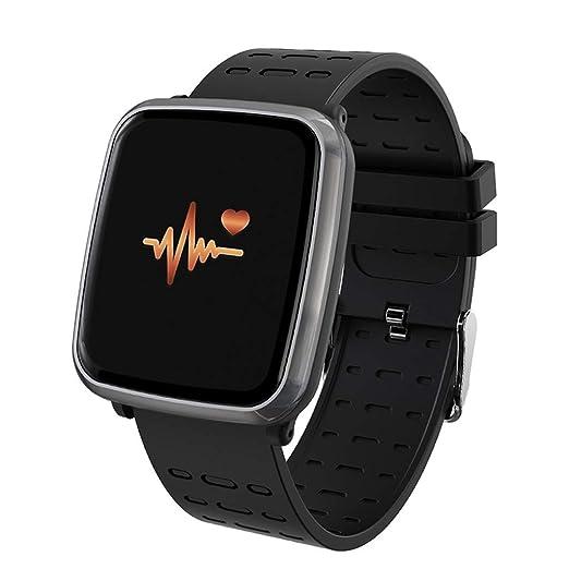 WLPT ECG + PPG Smartwatch, IP68 Monitor de Ritmo cardíaco a Prueba ...