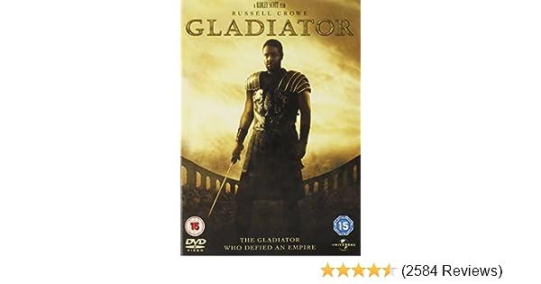 Amazon.com: Gladiator [DVD]: Russel Crowe, Ridley Scott ...