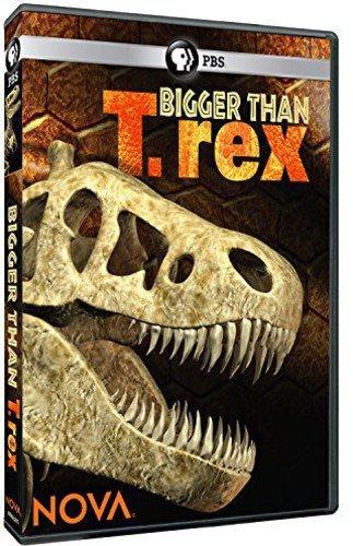 Nova: Bigger Than T Rex (Trex Dvd)