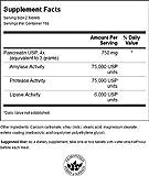 Swanson Triple-Strength Pancreatin 4X 300 Tabs Enzyme