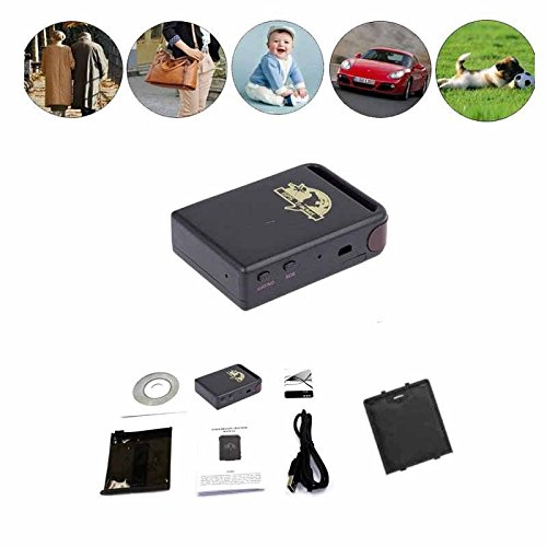 SPY GSM GPRS GPS Tracker Car Pet Child Vehicle Tracking Locator Device TK102