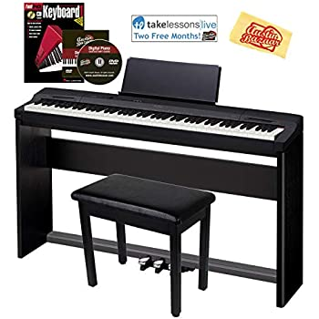 Amazon.com: Casio PX-870 BK Privia Digital Home Piano, Black ... on shaker home design, triangle home design, storm proof home design, classical home design, 80s home design,