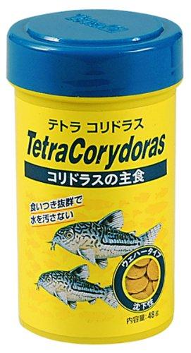 テトラ (Tetra) コリドラス 48g