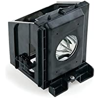 Samsung HLP4663W Rear Projector TV Assembly with OEM Bulb and Original Housing