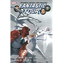 Fantastic Four by Jonathan Hickman Omnibus Volume 2
