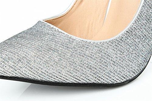 Pointue Haut Ageemi Chaussures Shoes Femmes L Talon qSPPRF