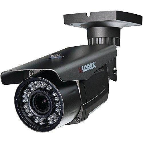(LOREX LBV2723B by Flir Lbv2723b 1080p Hd Weatherproof Varifocal Bullet Camera (Black))