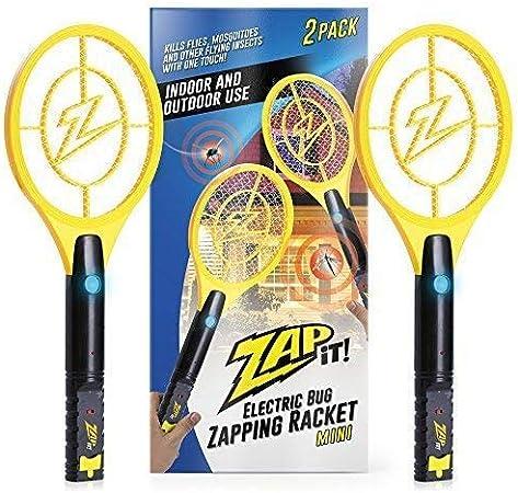 electric bug zapper racket