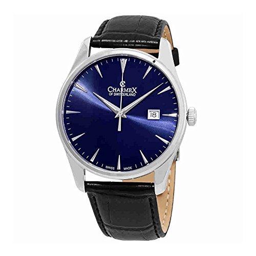 Charmex Blue Dial Mens Watch 2947