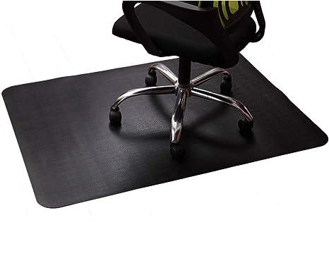 Office Chair Mat for Hardwood and Tile Floor Black Anti-Slip Under  sc 1 st  Amazon.com & Amazon.com : Office Chair Mat for Hardwood and Tile Floor Black ...