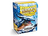 Arcane Tinmen Dragon Shield Sleeves: Matte Sapphire (100)